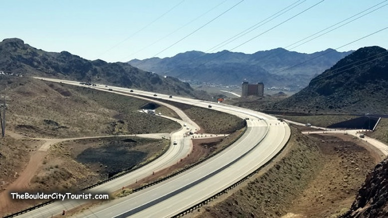 The Boulder City ByPass Almost Open