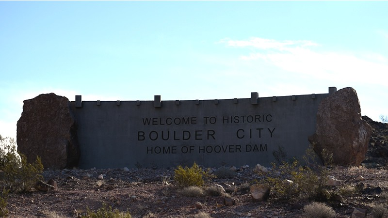 History of Boulder City Nevada