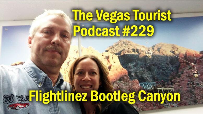 The Vegas Tourist Podcast 229 Flightlinz Boulder City