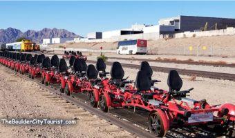 Rail Explorers Coming to Boulder City
