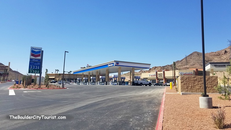 Railroad Pass Chevron Travel Center Boulder City Opens